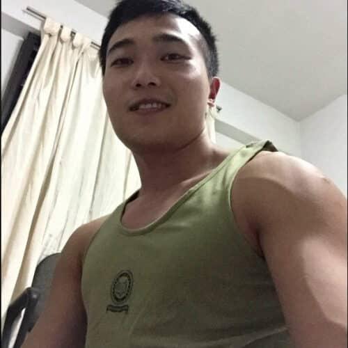 Nicht alle Asiaten haben einen kleinen Schwanz