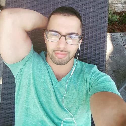 Starke Arme für geilen Gay Sex